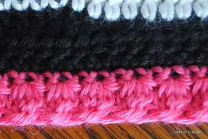 edging free crochet pattern