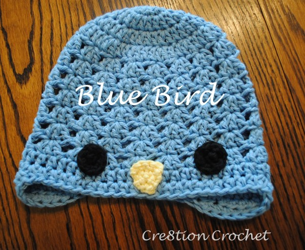 Free Spring Crochet Patterns Yellow Bird Blue Bird Stunning Peaches And Cream Yarn Crochet Patterns