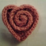 heart rosy iheartandicrafts