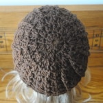 Free Crochet Newsboy Pattern