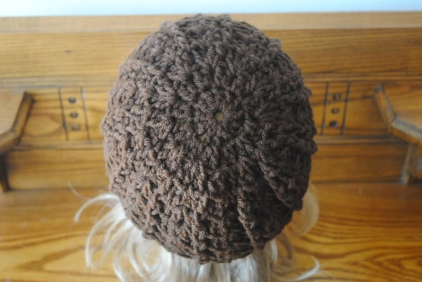 Free Crochet Newsboy Hat Pattern with Optional Brim- Mary ...
