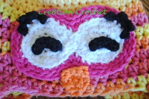 Sleepy the Owl free pattern