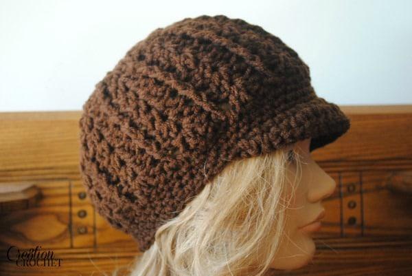 Free Hat Pattern in 3 sizes.