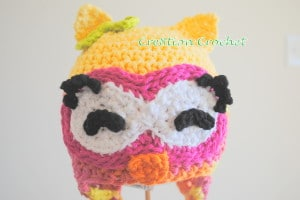 Sleep the little own free crochet pattern