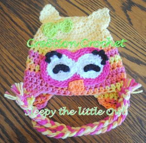 sleep the little owl free crochet pattern