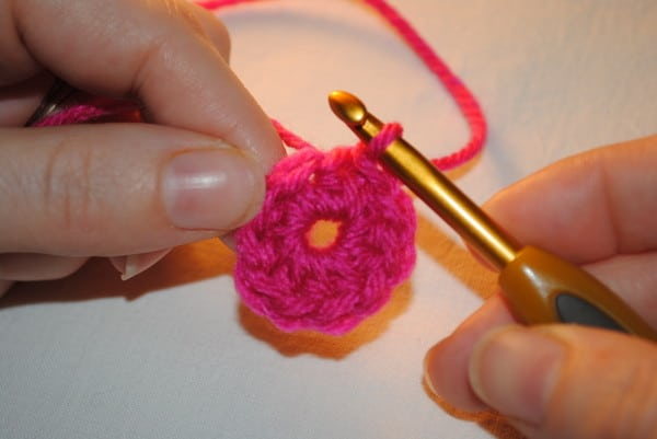 Magic Circle or Ring Crochet