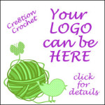 Advertise on Cre8tion Crochet