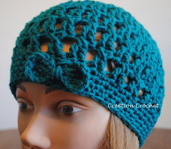 Crochet Hat Patterns Free Online : Crochet Hipster Hat Free Pattern