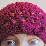 free hipster hat crochet pattern