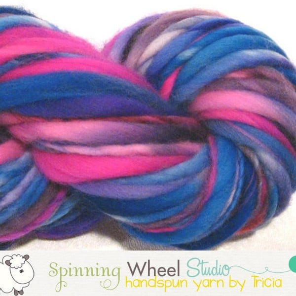 10% off Handspun Yarn from Spinning Wheel Studio