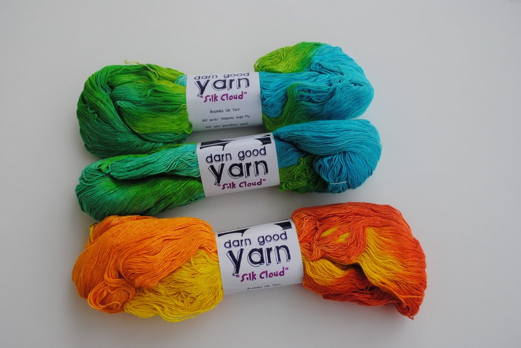 Darn Good Yarn Review and CONTEST brought to you by AllFreeCrochet