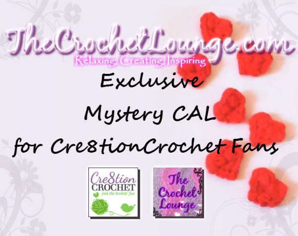Mystery CAL with Crochet Lounge