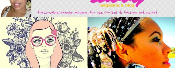 Featured Guest Blogger Official Crochet Savvy Online Magazine