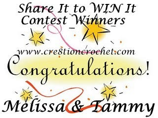Congrats Share It to WIN It