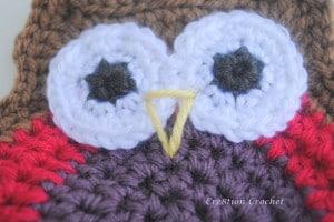 beak stitching