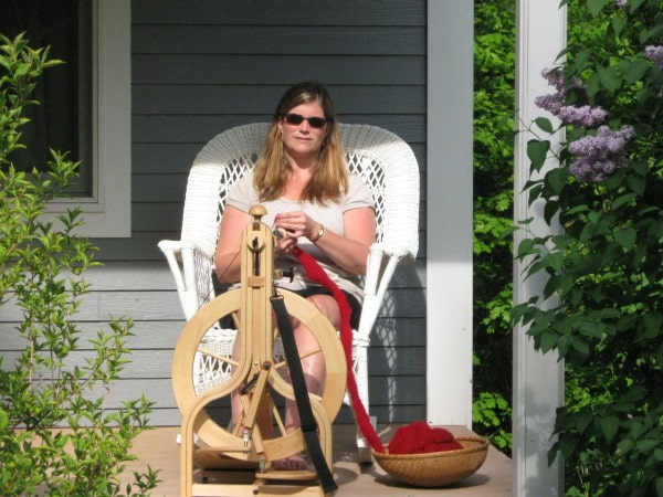 spinning wheel studio tricia