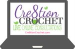 <center>Welcome to Cre8tion Crochet</center>