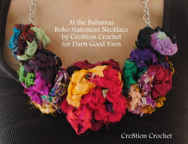 free pattern for Darn Good Yarn by Cre8tion Crochet