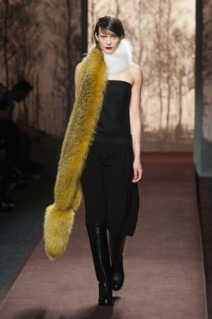 Winter Fashion Prediction- I See FUR in my Future