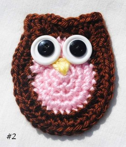 Owl Family Portrait #2 Free Crochet Pattern
