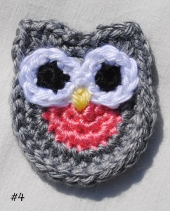 Owl Family Portrait #4 Free Crochet Pattern