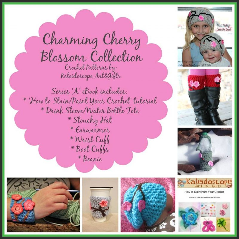 FREE Pattern ebook Giveaway