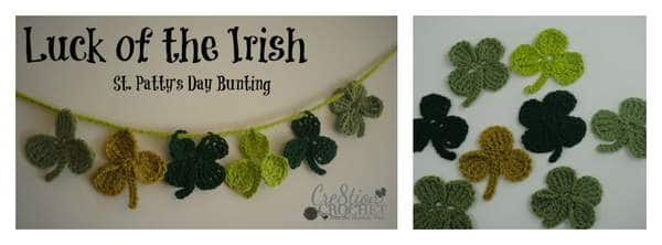 St Pattys Day Bunting