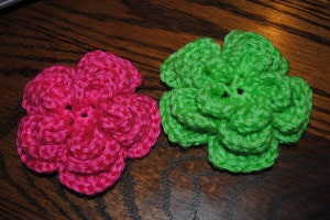 Triple Threat Flower Pattern