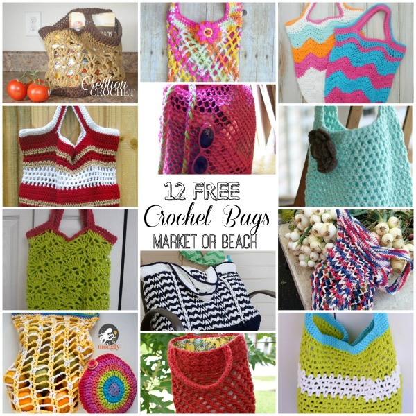 Bags Bags Bags Cre8tion Crochet