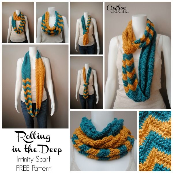 Rolling In The Deep Cre8tion Crochet