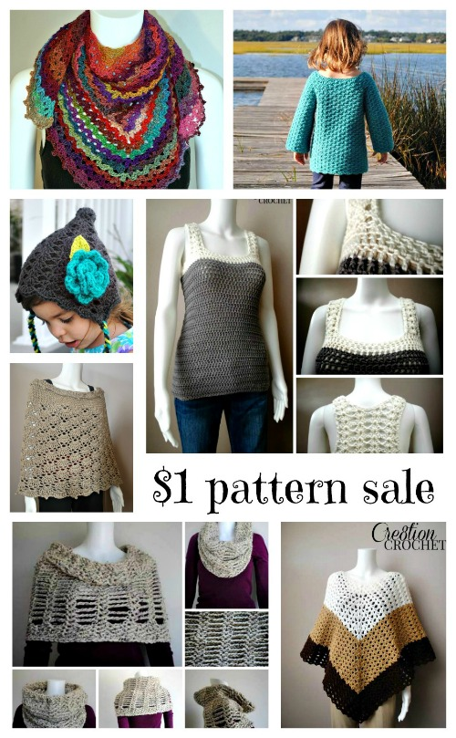 Did you miss your chance for FREE patterns?
