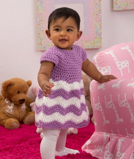 Babies Chevron Dress