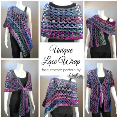 Unique Lace Wrap