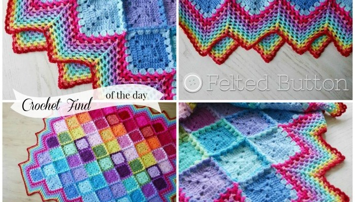 Crochet Find of the Day November 05, 2014