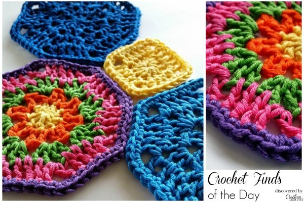 Crochet Finds of the Day November 09, 2014