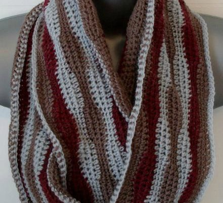 Crochet Finds of the Day November 12, 2014 Crochet Scarf