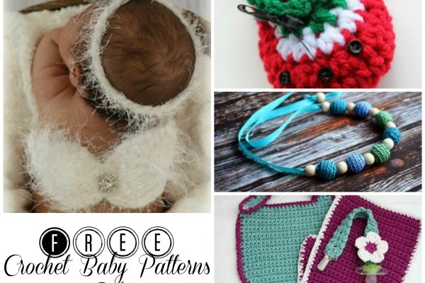FREE Baby Crochet Patterns on Craftsy