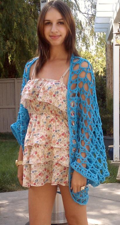 Crochet Finds November 26 2014 Free Crochet Shrug Pattern