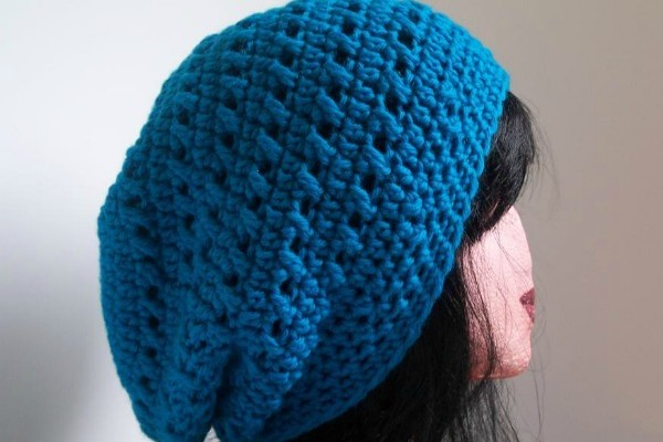 Crochet Finds of the Day November 14, 2014 Slouchy Hat