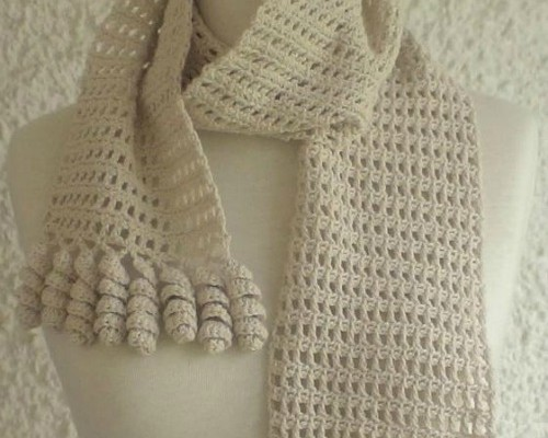 Crochet Finds November 28, 2014 Free Crochet Scarf Pattern