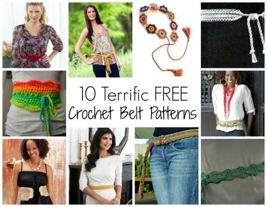 Quick And Easy Crochet Accessories Part 5 Cre8tion Crochet