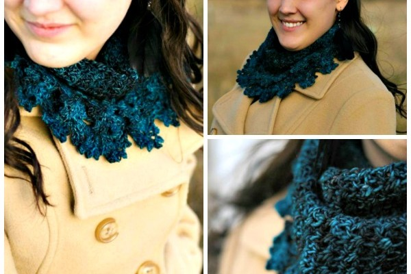 Crochet Find December 08, 2014 Free Crochet Cowl Pattern