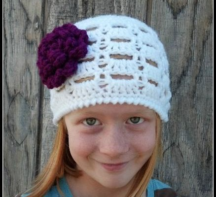 Crochet Finds December 02, 2014 Free Crochet Beanie Pattern