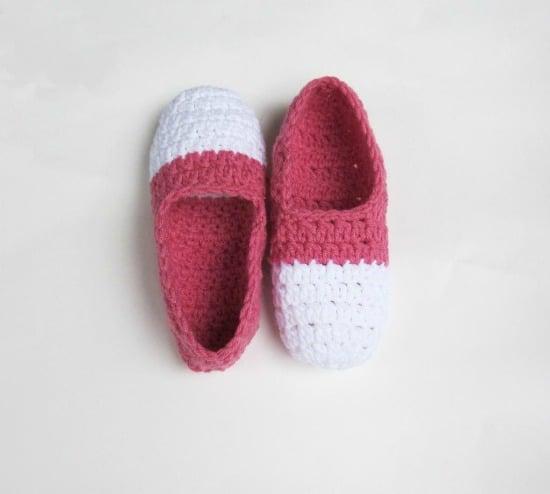 Crochet Find December 07 2014 Free Crochet Slippers Pattern
