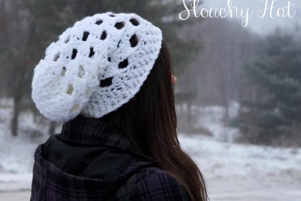 Free Slouchy Hat Pattern