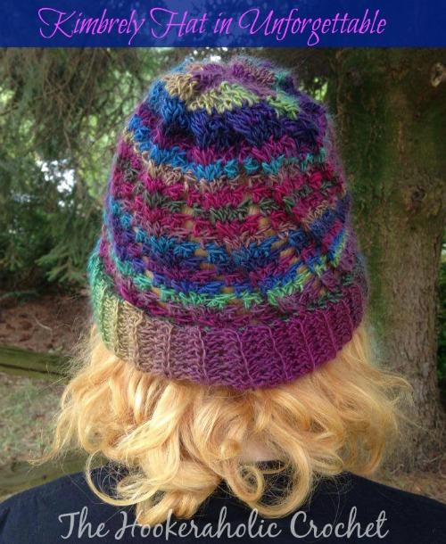 Free Crochet Hat Pattern Kimbrely Cre8tion Crochet