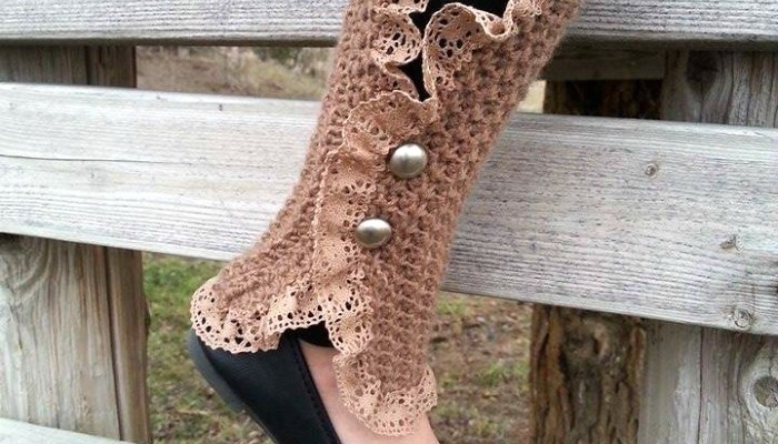 Free Crochet Leg Warmers Mara Collection