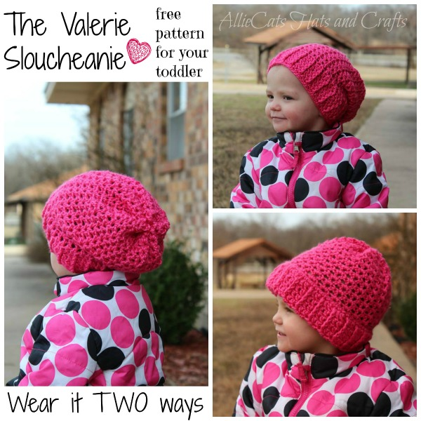 Valerie A Free Toddler Crochet Hat Pattern Cre8tion Crochet