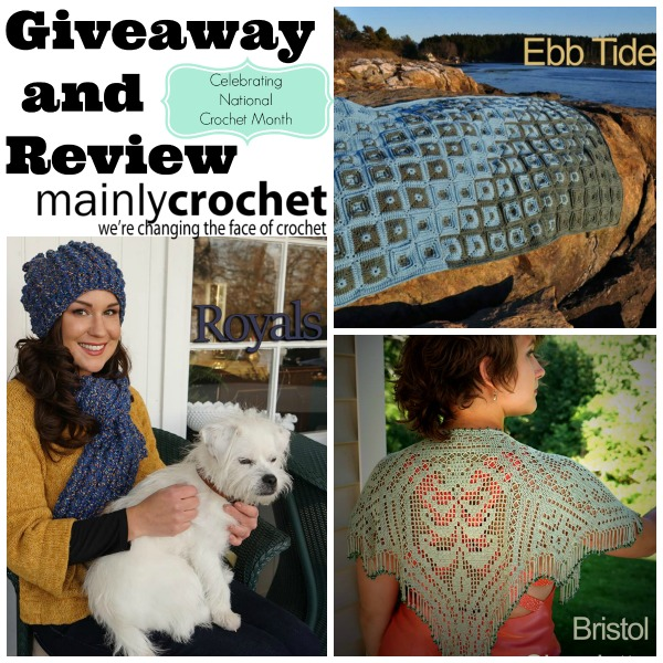 Celebrating National Crochet Month with a Giveway and Review from Mainly Crochet