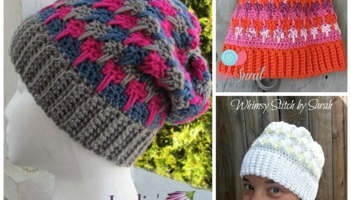 Tutti Fruit free crochet hat